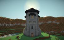 Medieval Stonebrick Watchtower