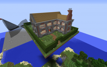 Little typical house