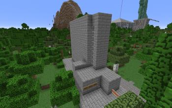 Minecart Dropper Station V1.2