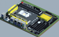 Intel Z97X-UD5H (Gigabyte)