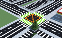 Intersection Road