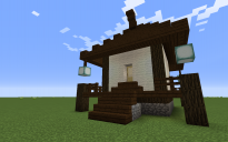 Small Asian Style House