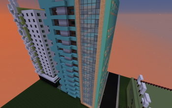 Minecraft Towers creations