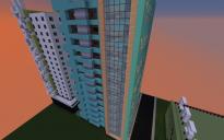 Modern building 3