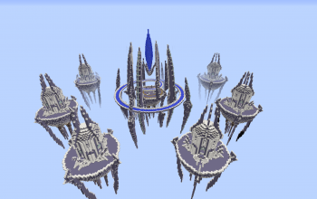 Skywars Map