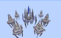 Skywars Map