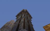 huge guard tower