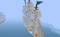 large trading ship