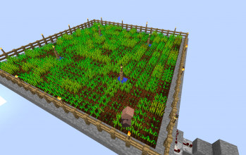 Full Automatic Wheat Farm #1 : Classic