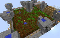 Full Automatic Wheat Farm #3 : Flood