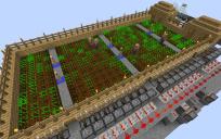 Full Automatic Wheat Farm #4 : Earthquake