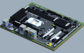 Intel C236A WORKSTATION (MSI)