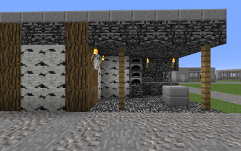 Blacksmith Bedrock