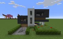 Simple Modern Concrete Home