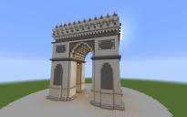 Triumphal Arch(Paris)