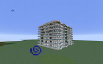 Modern town build