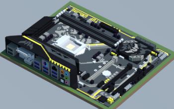 Intel Z370-PRO TUF GAMING (ASUS)