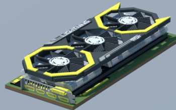 NVIDIA GeForce GTX 980 Ti LIGHTNING (MSI)