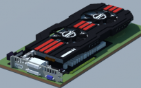 NVIDIA GeForce GTX 650 Ti DirectCU II TOP (ASUS) (Correction)
