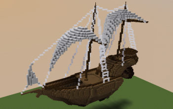 Flying Ship