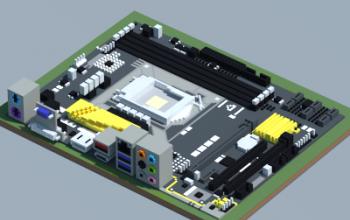 Intel B150M-PLUS D3 (ASUS)