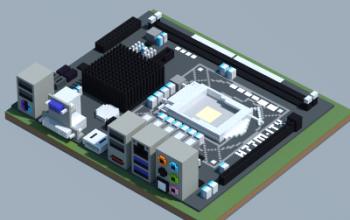 Intel H77M-ITX (ASRock)