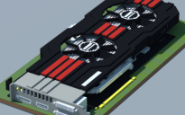 NVIDIA GeForce GTX 660 Ti DirectCU II TOP (ASUS)
