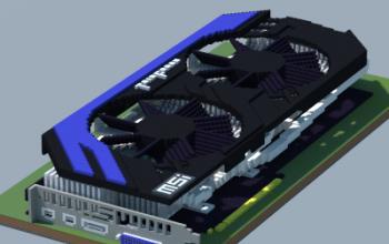 AMD Radeon HD 7870 HAWK (MSI)