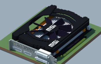 NVIDIA GeForce GTX 960 (MSI)