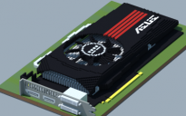 AMD Radeon HD 6850 DirectCU (ASUS)