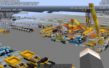 Maxton Heavy Industries Inc.