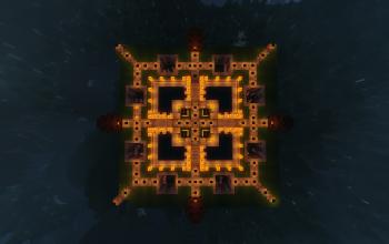 Minecraft Spawn Update