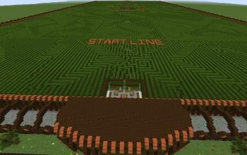 The Mega Maze Schematic
