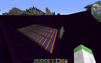 Huge Compressed Cobblestone Factory