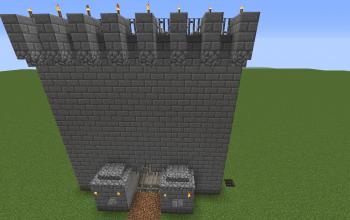 Gate Medieval