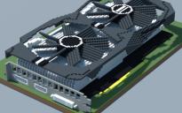 AMD Radeon RX 460 STRIX (ASUS ROG Series)
