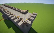 Medieval Wall Corner