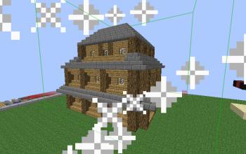 house made by koksu0000