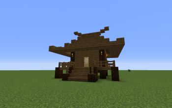 Asian Style Farm House