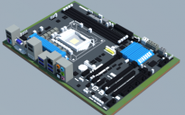 Intel Z77X-D3H (rev. 1.0) (Gigabyte)