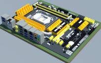 Intel Z87-DELUXE (ASUS)