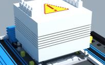 Server CPU Cooler