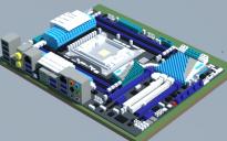 Intel P9X79 DELUXE (ASUS)