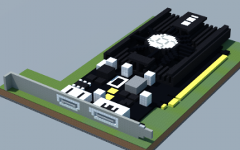 NVIDIA GeForce GT 1030 LP (OC Edition) (MSI)