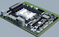 Intel X79A-GD45 Plus (MSI)