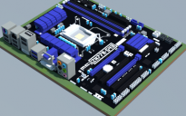 Intel ZH77A-G43 (MSI)