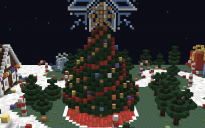 Christmas Spawn Area