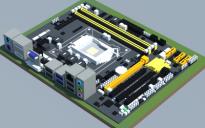 Intel Q87M-E (ASUS)