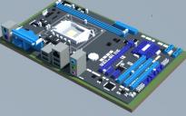 Intel H61-PLUS (ASUS)