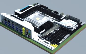 Intel X99-DELUXE (LGA-2011) (ASUS) (Correction)